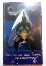Cuentos de una bruja por Zoe Jimenez Corretjer Puerto Rico 200 Signed