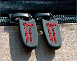 Isabella Caravan Awning Plastic Zip Covers pk 8 SMART ISABELLA EXTRA! 60301
