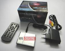 MINI LETTORE MULTIMEDIALE MULTIMEDIA PLAYER USB HDMI 1080P YPBPR SD DVD DVIX 311