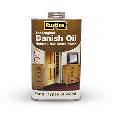 RUSTIN´s DANISH OIL - Das Original! 500 ml