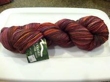 Mountain Colors Bear Foot Yarn Lady Slipper 400yds Superwash Wool Mohair Nylon