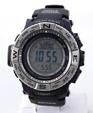 Casio PROTREK Tough Solar Altimeter Compass Thermometer Atomic Watch PRW3500-1