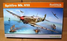Eduard 1/72 Spitfire Mk.VIII WWII British Fighter Highly Detailed ProfiPACK New