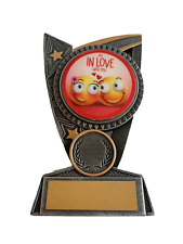 Romantic I`m In Love With You Trophy Award ENGRAVED FREE in 2 Sizes