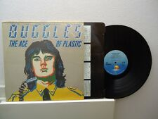 BUGGLES The Age of Plastic ISLAND ILPS 9585 UK 1980