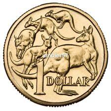 **2018 Australian  $1 MOR's coin UNC **