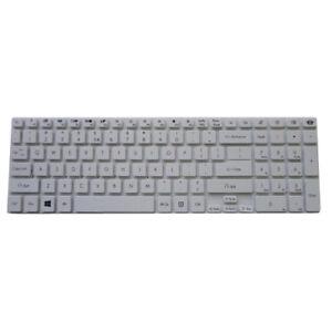 New Genuine Gateway NV52L NV55S NV56R NV57H NV75S NV77H White Laptop Keyboard