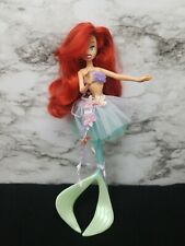Disney Store Little Mermaid Ariel & Her Sisters Poseable Tail HTF Rare (A4)