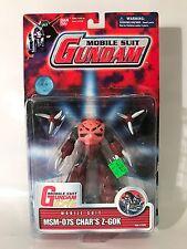 BANDAI Gundam Mobile Suit MSM-07S Char der Z-GOK Vollständige Abbildung-geöffnet