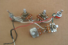 1981 PEAVEY T-40 BASS WIRING HARNESS for YOUR T-40 BASS or BASS PROJECT! #C371