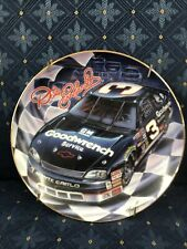 Dale Earnhardt Hamilton Collector Plate Ready to Race Goodwrench Limited Ed