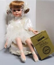 Seymour Porcelain Ballerina Ballet Doll ~ Lullaby Baby Connoisseur Collection