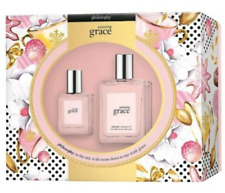 PHILOSOPHY AMAZING GRACE GIFT SET INCLUDES 60 ml & 15 ml Fragrance *NEW IN BOX