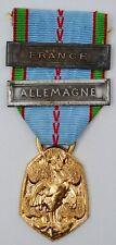Médaille Commémorative 1939-1945 France Allemagne