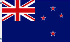 New listing New Zealand Flag 3x5 Polyester