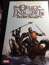 HEDGE KNIGHT II: SWORN SWORD (V. 2) By Ben Avery