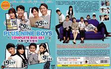 PLUS NINE BOYS 아홉수 소년 九数少年 (1-14 End) 2014 Korean Drama DVD English Subtitles