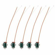 5pcs DC 5V 6V Miniature Solenoid Push Pull Type Inhaled Micro Electromagnet