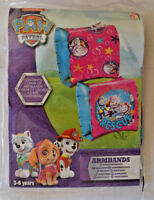 Childrens Paw Patrol Swimming Arm Bands boys girls blow up kids inflatable aid
