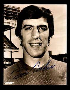 Bob Tucker Hand Signed 8x10 Photo Autograph Giants