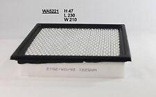 Wesfil Air Filter fits Fiat Freemont 2.4L 2013-on WA5221 A1739