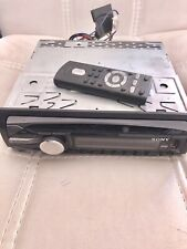 Autoradio Cd Mp3 Sony Avec Telecommande