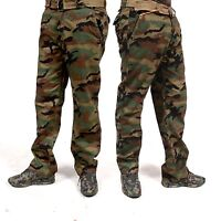 NEW Combat Men's Cotton Military Camouflage  Pants ARMY Camo  free shipping