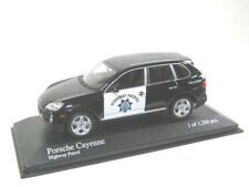Porsche Cayenne California Highway patrol