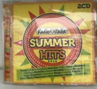RadioItalia Summer Hits 2016 J-AX Fedez, Mengoni, Carboni... 2 CD, come nuovo