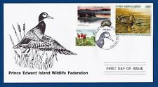 Canada (PEI05) 1999 Prince Edward Island Wildlife Federation Stamp FDC