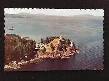 Owl's Head Light lighthouse near Rockland, ME postcard 18643-B