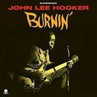 John Lee Hooker - Burnin (Limited 180 Gram Audiophile Pressing) [New Vinyl] Ltd