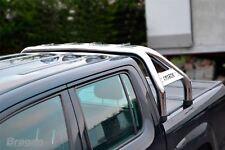 Per adattarsi 2016+ VOLKSWAGEN AMAROK Sport Rollbar Roll Bar in acciaio inox 4x4
