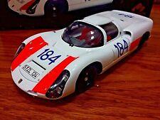 Exoto Porsche 1967 Targa Florio 184 Motorbox 1/18 Schutzl/Maglioli 1:18 Scale M2