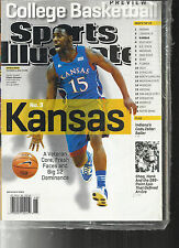SPORTS ILLUSTRATED MAGAZINE, NO.3 KANS  DOUBLE ISSUE  NOVEMBER, 12th 2012