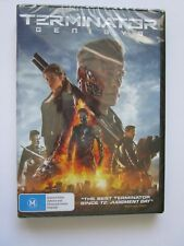 Terminator Genisys DVD - Region 4 - BRAND NEW & SEALED