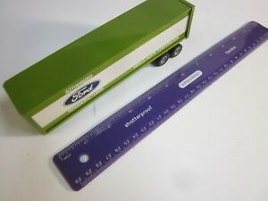 Die Cast    Semi Truck Trailer   by Winross USA   Parts or Repair  Ford Motor Co