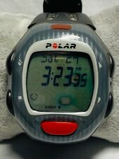 POLAR Electro S710 Cycling Computer Cardio Heart Rate Monitor New Battery