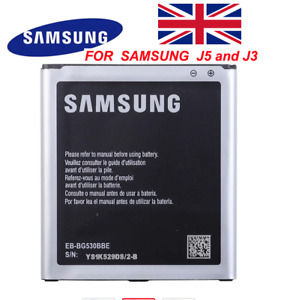 Samsung ORIGINAL EB-BG531BBE 2600mAh Battery for Galaxy J5 and J3🇬🇧UK SELLER