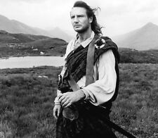 Liam Neeson UNSIGNED photograph - D639 - Rob Roy