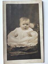 Vintage Postcard Photograph - Unknown Child - Sunderland