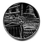 30 NIMES Nemausus, 4 monuments, Couleur argent, 2015, Monnaie de Paris