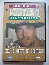 DVD PER IL GUSTO DI UCCIDERE - 1966 TONINO VALERII western