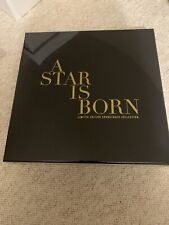 Lady Gaga a star is born Soundtrack Gold Vinyl Limited Deluxe Ultimate Box