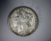 "Error ""Top 100 Vam"" Key Date 1A E Clash 1886-o Morgan Silver Dollar U.S. Coin"