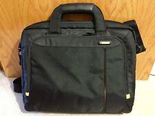 NEW Targus Safeport 17.3 inch Protection System Black Laptop Messenger Bag Case