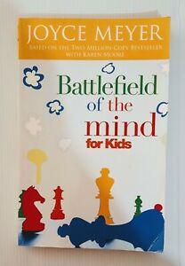 Battlefield Of The Mind For Kids Joyce Meyer