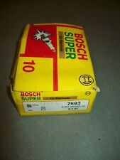 8 Bosch 7593 Spark Plugs