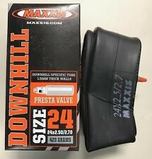 MAXXIS 24x2.50x2.70 Downhill/E-Bike Bike Inner Tube Presta 1.5mm Thick