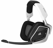 Corsair Void Pro Wireless White Headband Headsets for PC